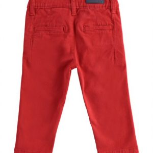 PANTALONE STRETCH SLIM FIT BAMBINO SARABANDA