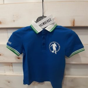 POLO FOOTBALL PLAYER BIKKEMBERG BAMBINO 2021