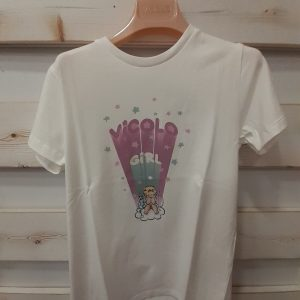 T-SHIRT VICOLO GIRLS BAMBINA VICOLO GIRLS